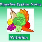 This 18 slide PowerPoint presentation covers the main classes of nutrients in a general discussion of nutrition as part of an overall unit on the Digestive  System for an Anatomy or Biology class. $