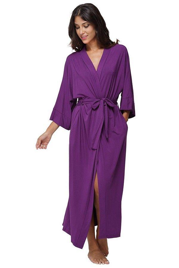 Mejores 25 imágenes de Dressing Gowns en Pinterest   Damas de honor ...