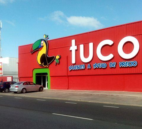 Tuco Logroño. Avda. de Burgos 44-46. 26.006. Abierto de lunes a sábado, de 10.00 a 13.30 y de 16.30 a 20.30h.