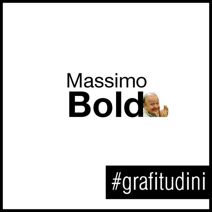 """#grafitudini - CHI LE CAPISCE È GRAFICO.  Il grassetto (in inglese """"bold"""") aumenta lo spessore del tratto dei caratteri tipografici. Lo si può usare nei titoli o per evidenziare parti del testo."""