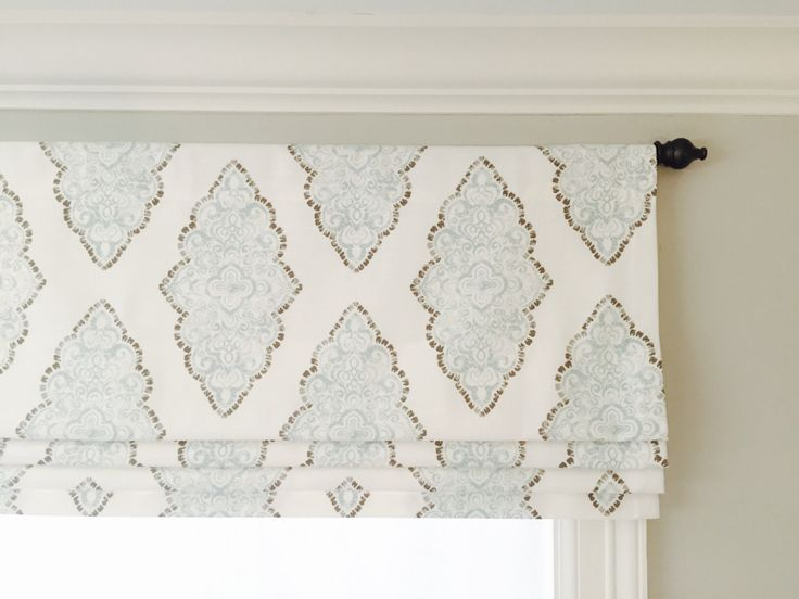 relaxed roman blind bathrooms - Google Search