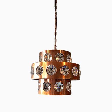 die besten 25 lampe kupfer ideen auf pinterest kupfer beleuchtung diy stehlampe und diy lampe. Black Bedroom Furniture Sets. Home Design Ideas