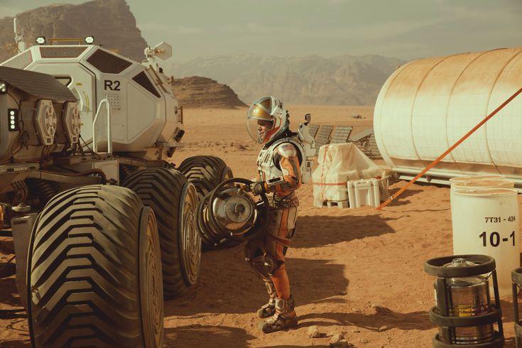 «Выкуси, Нил Армстронг»: почему «Марсианин» Ридли Скотта имеет все шансы стать одним из важнейших фильмов года