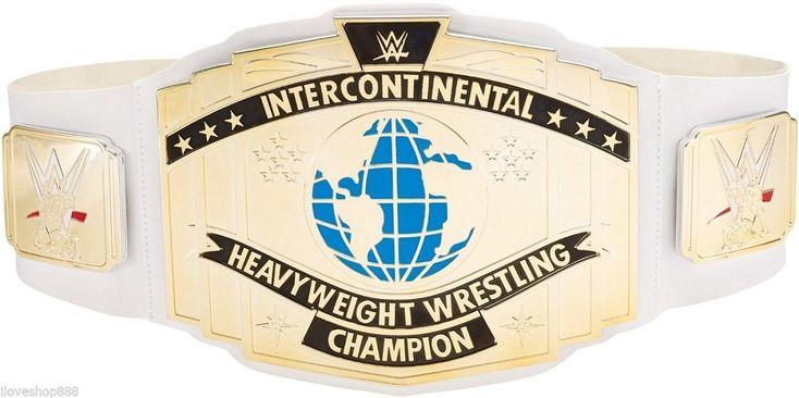 WWE Intercontinental Championship Belt Wrestling Heavyweight World Kids Toy Gift - http://bestsellerlist.co.uk/wwe-intercontinental-championship-belt-wrestling-heavyweight-world-kids-toy-gift/