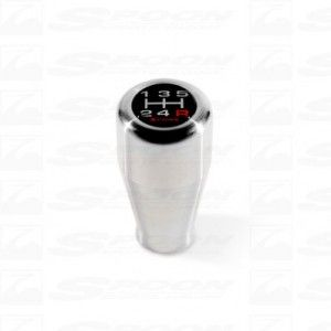 Spoon Sports BILLET #ALUMINUM #SHIFTKNOB [5 SPEED]  £53.62  The Spoon Sports Aluminum Shift Knob is produced from lightweight billet aluminum, designed for quick and precise shifting. The clean and simple design has made this shift knob a huge favorite among JDM enthusiasts.