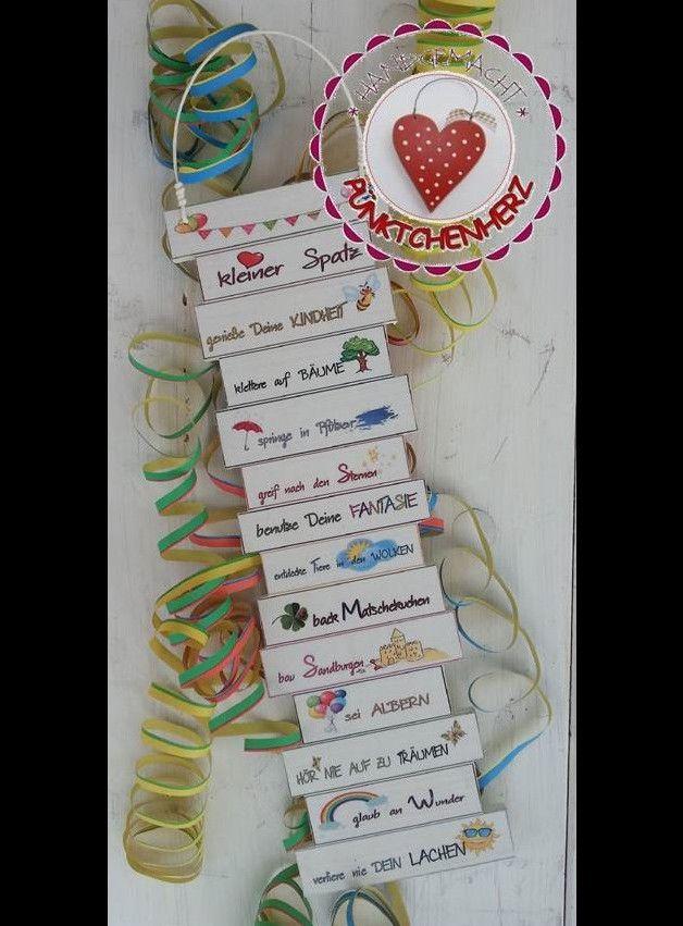Wunderschöne Dekotafel zum Thema Kinder und Liebe - zum aufhängen oder anlehnen.  Ideal für das Kinderzimmer unsere süßen Kleinen - zum Verschenken - für Kinder, Enkel, Patenkinder, Neffen und...