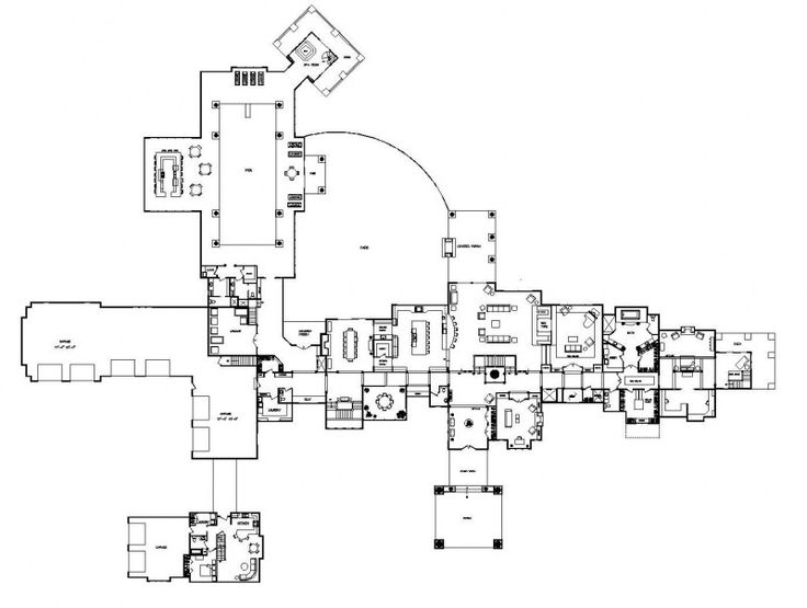 1063 best images about on pinterest 2nd for Grand house plans