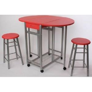 M s de 1000 ideas sobre cocina cuadrada en pinterest - Mesa plegable de cocina ...