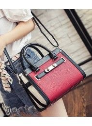 BT5055-RED  Material : PU.Leather Height: 19cm  Length: 27cm  Depth…