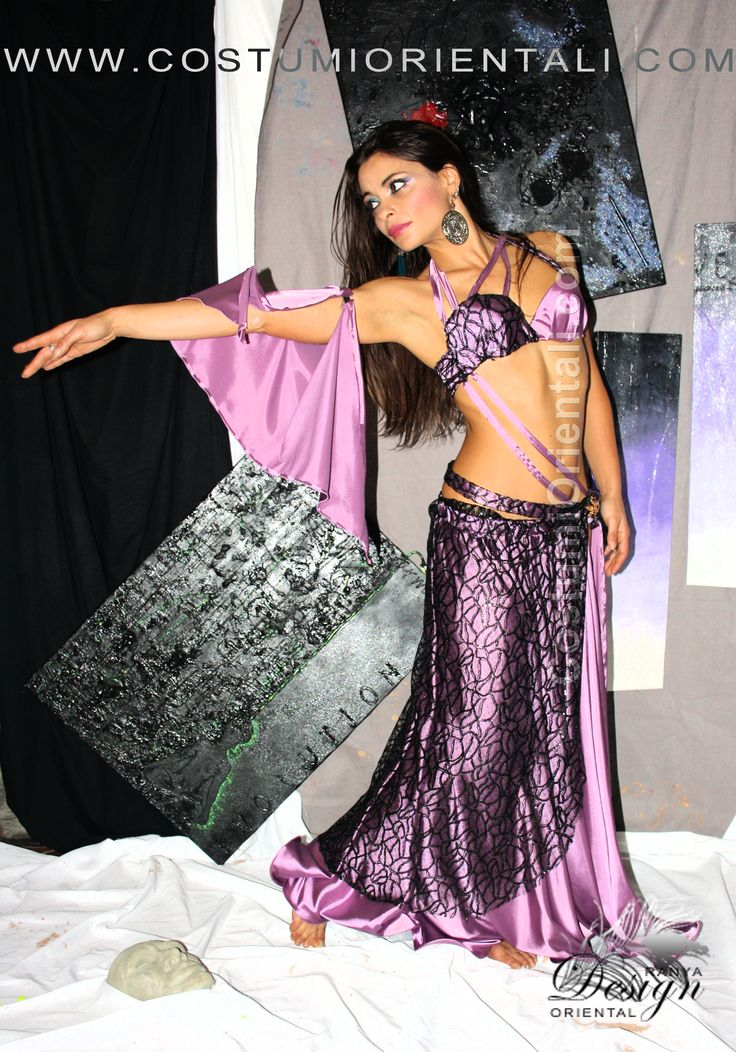 Bellydance & Tribal Fusion Costumes Boutique info: www.costumiorientali.com (bellydancer: Zaira Gipsy Dreamer)