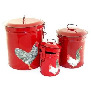red kitchen canisters sets 28 best kitchen canister sets images on 21441