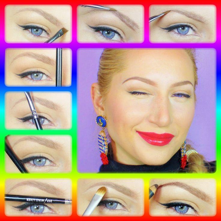 Ako si vytvarovať pekné obočie...skúste to s nami...prinášame vám mini ukážku...  http://wink.sk/beauty/makeup/ako-si-vytvarovat-pekne-obocie.aspx