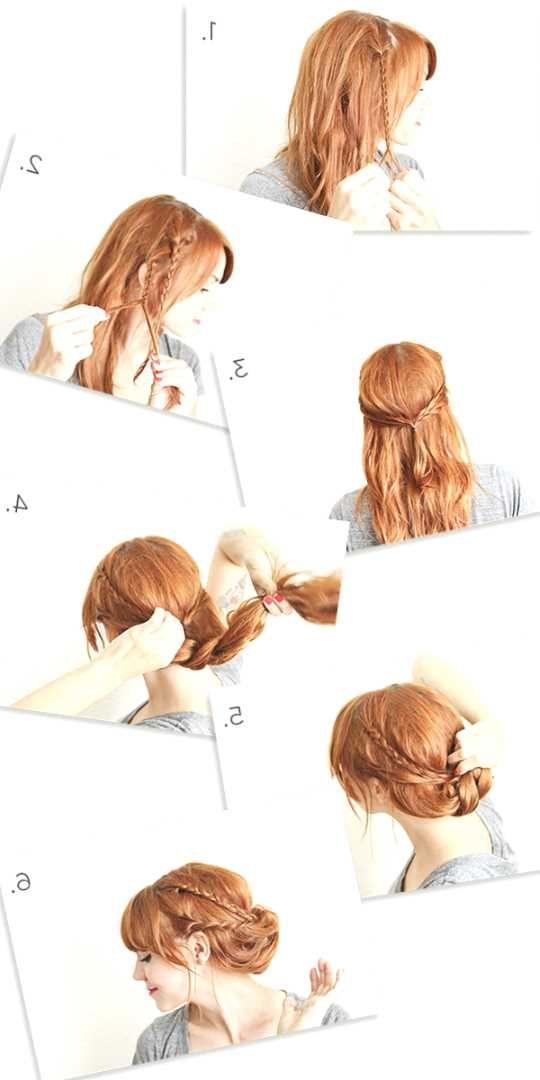 frisuren lange haare hochstecken anleitung - http://www.promifrisuren.com/frisuren-2015/frisuren-lange-haare-hochstecken-anleitung-2/