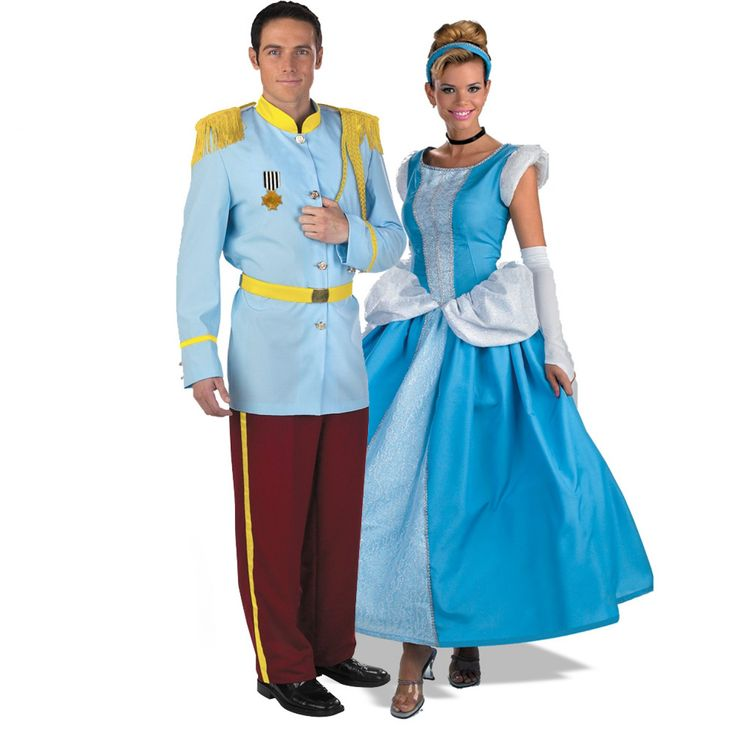 cinderella and her prince couples halloween costumes halloween halloweencostumes halloweenideas halloweenparty halloweendecor halloweenideas - Prince Charming Halloween Costumes