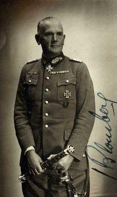 Generalfeldmarschall Werner von Blomberg
