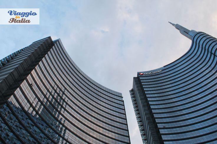 Milano - Piazza Aulenti
