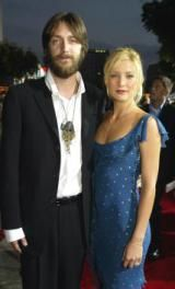 The Marriage and Divorce of Kate Hudson and Chris Robinson: Kate Hudson and Chris Robinson in Westwood, California on September 17, 2002.