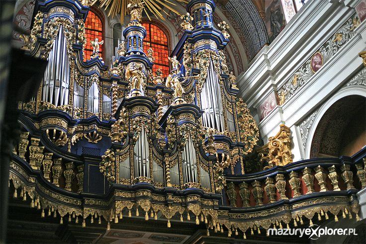 Barokowe Organy Święta Lipka