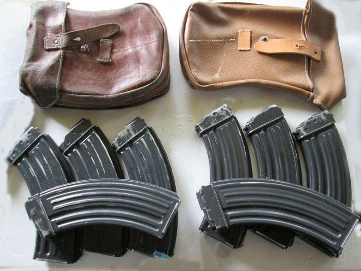 """Sumka + 4 zásobníky Sa58, Bodák vz.58 za 300 - Prodám sumku se 4 zásobníky Sa58 500,- ! Dárková verze poVÁNOČní za 700-minimálně použité zásobníky+sumka 1kat.!, popruh na zbraň (řemen) 100,-(použitý), čištění 150,-,čištění """"PLUS""""-tyčka navíc pro delší hlavně 200,-, bodák 1kat 550,-, AKCE- Bodák 2kat 300,- vždy s pouzdrem, prázdná sumka 150,-(1kat) včetně dalšího příslušenství a plechových schránek na uložení střeliva. Dobírkou +200,-. DOPRODEJ - Několik Sumek za 500,- Ježíškem neodebraný…"""