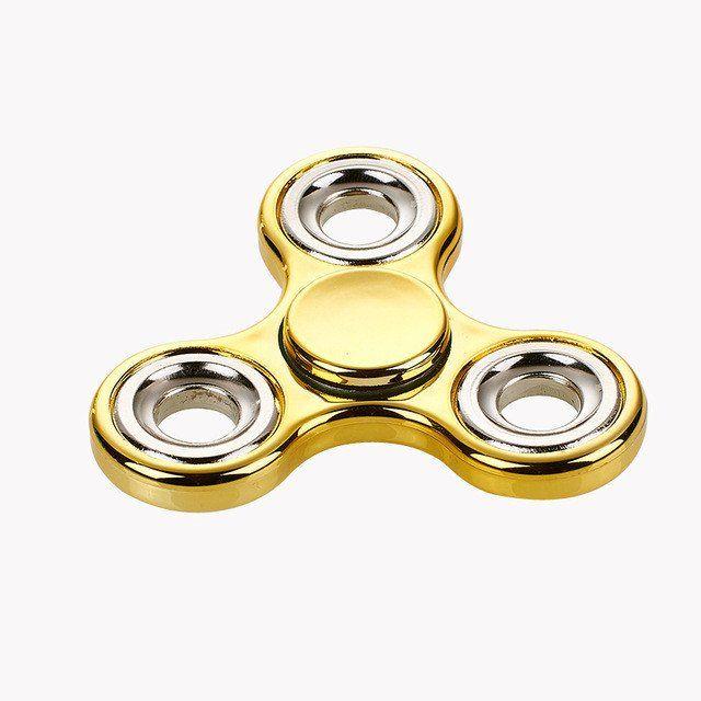 UV Platinum Fidget Spinner (NYHET!) – Luxio