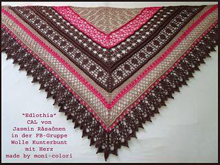Ravelry: Edlothia pattern by Jasmin Räsänen