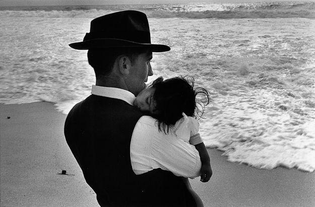 Nazaré, Portugal, 1958
