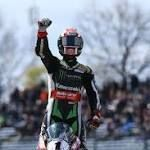 #birmingham WSB: Rea edges Sykes for Assen double  Despite both riders starting from their now customary third row grid positions, Jonathan Rea (Kawasaki Racing Team) and Tom Sykes (Kawasaki Racing Team) ended up the leading duo for much of the 21 lap second race at Assen, with Rea finally winning a...