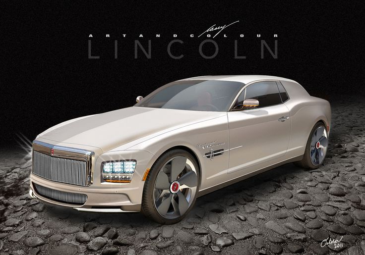 Future Lincoln Car Plans 2014 | ... Lincoln Continental Mark IX LSC V12 Biturbo sports car concept. Long