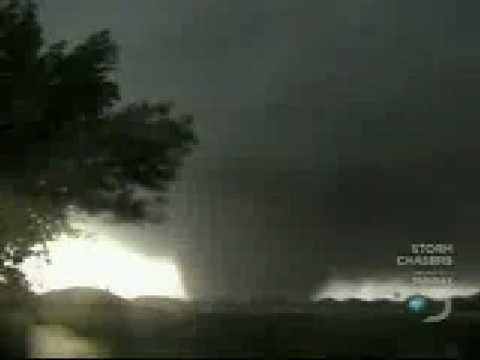 MAY 3 1999 HUGE F5 OKLAHOMA TORNADO. What an experience...