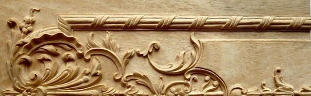 Des panneaux décoratifs sculptés par Agrell Sculpture