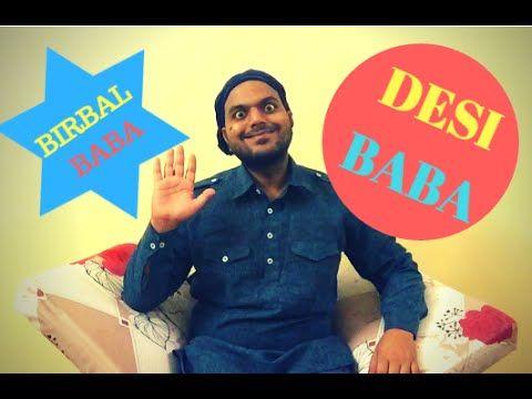 INDIAN SAINT(DESI BABA JI)BIRBAL BABA !FUNNY VIDEOS 2016,LATEST FUNNY VI...