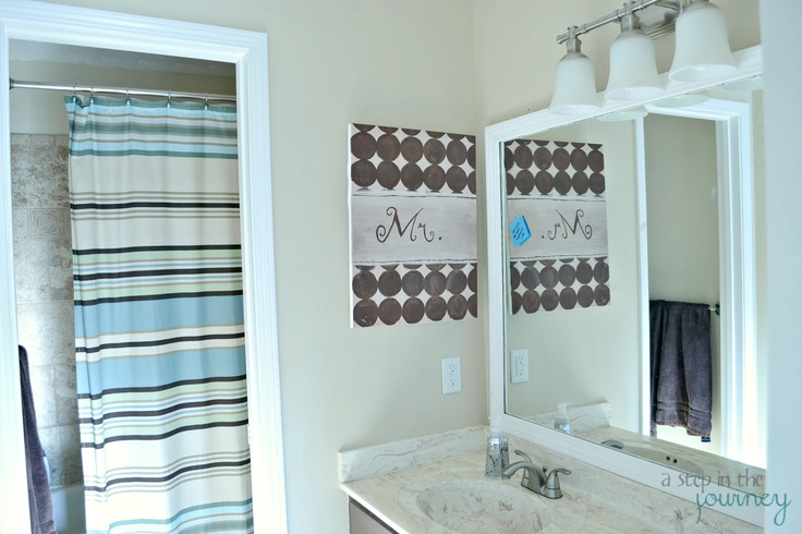 17 Best Images About Mirror Framing On Pinterest Framing A Mirror Board And Batten And Bathroom
