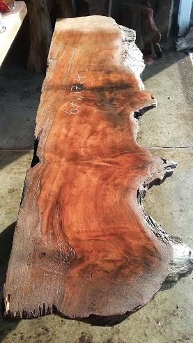 old growth redwood mantel. dead for 100 years and almost dry. Sold unfinished but we will finish it for you for an extra $80. I also have