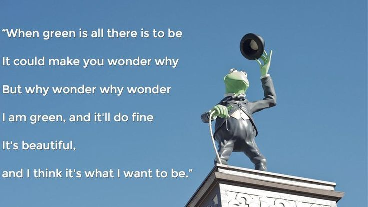 Celebrate Henson's birthday and find your inner hog-loving frog with 12 Kermit the Frog quotes.