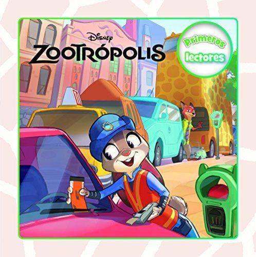 Zootrópolis - Primeros Lectores http://www.milideaspararegalar.es/producto/zootropolis-primeros-lectores/