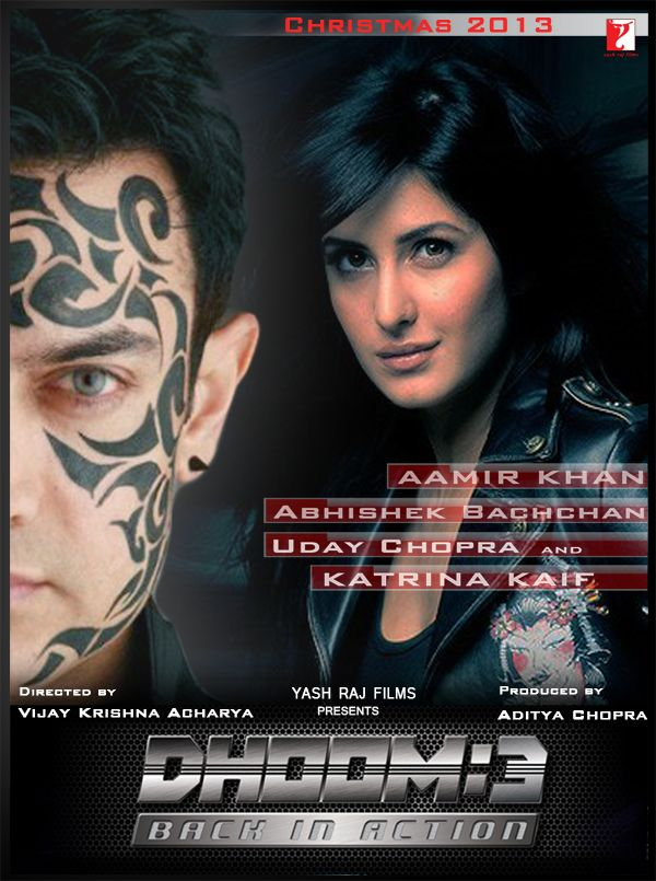 Dhoom 3 Exclusive Trailer And Reviews - Blogshunt