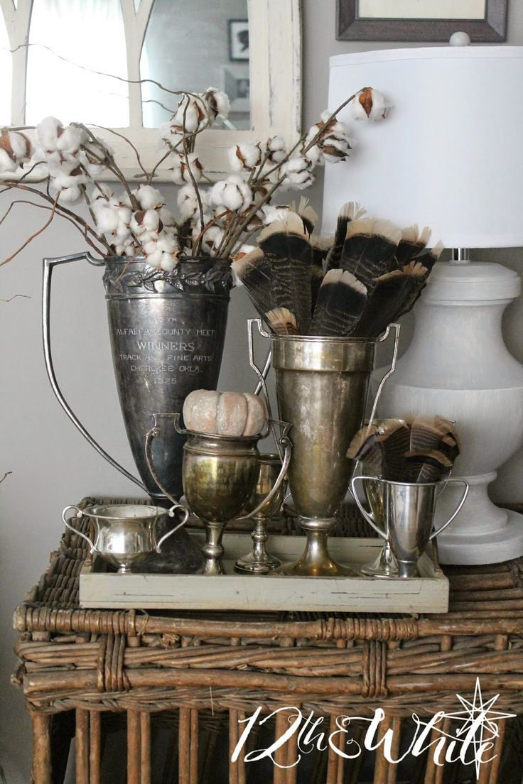 Fall Decor Ideas http://www.MadamPaloozaEmporium.com http://www.facebook.com/MadamPalooza