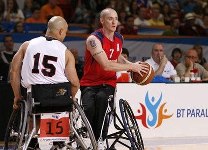 Events: Wheelchair Basketball, men's team  .