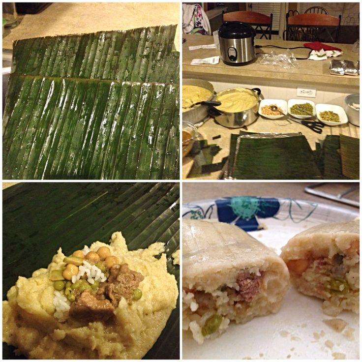 Family recipe for our Honduran tamales  - Kathy From Honduras - http://www.KathyFromHonduras.com  - Kathy From Honduras - http://www.KathyFromHonduras.com