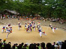 Korean Folk Village, Yongin (KOR)