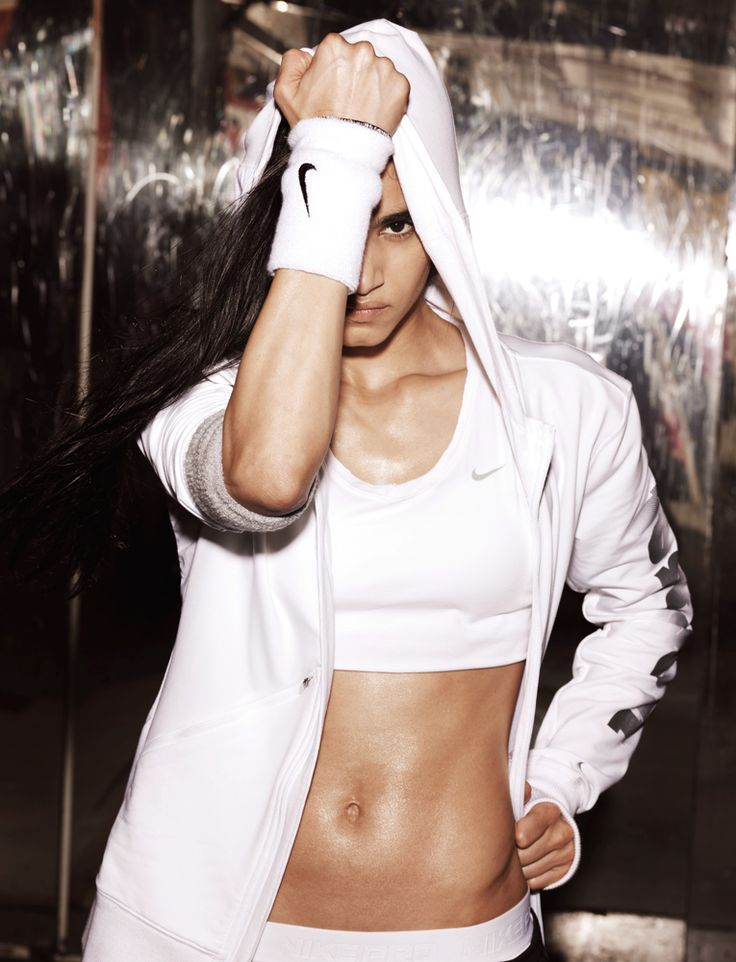 """Sofia Boutella for Nike's """"Make Yourself"""" Campaign Photographed by Jeff Dey Styled By Alastair McKimm"""
