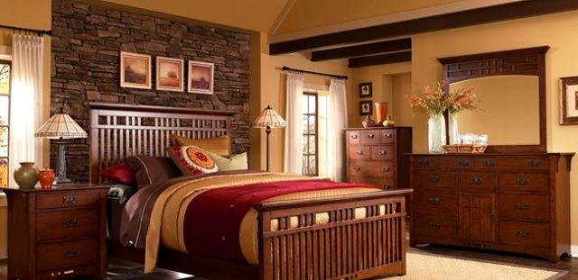 17 Best Ideas About Mission Style Bedrooms On Pinterest