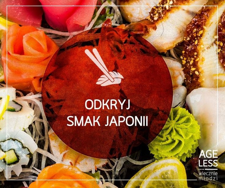 Do niedawna to dieta śródziemnomorska uznawana była za najzdrowszą. Jednak okazuje się, że to japońskie menu wysuwa się na pierwszą pozycję Sprawdźcie szczegóły: http://bit.ly/1mJ9EPj www.ageless.pl #ageless #wieczniemlodzi #wiecznamlodosc #japonia #kuchnia #wschod #zdrowie