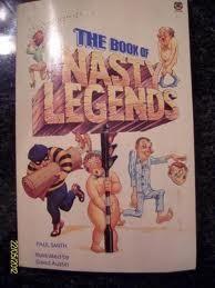 """""""The Book of Nasty Legends"""" av Paul Smith"""