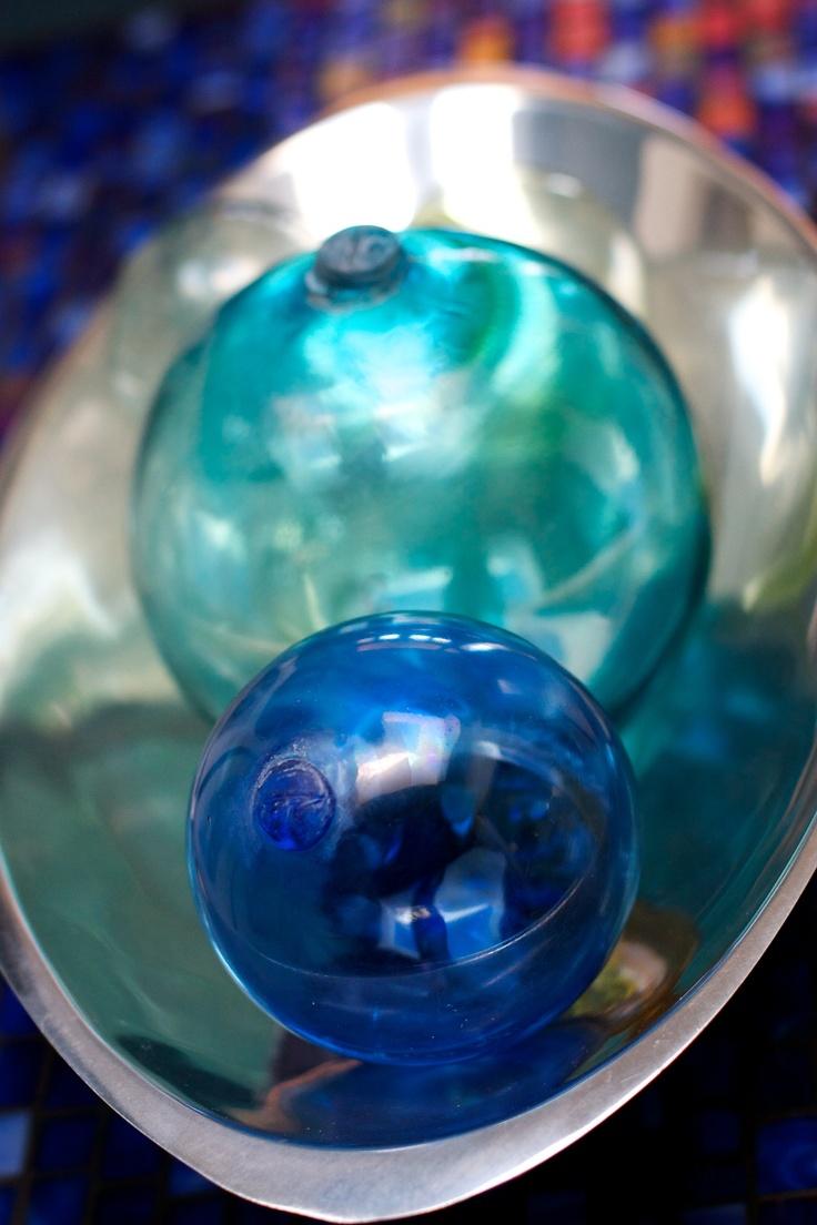 Blown Glass Floats
