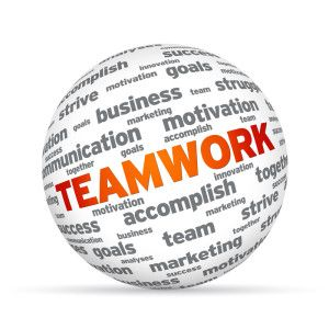 Morphing Teamwork: from Buzzword to Reality