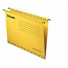 Esselte Подвесные папки Pendaflex Standart 205г/М2 А4 Желтые 25шт