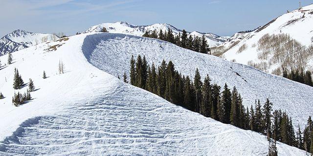 Skiing Bachelor Party