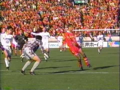 ストイコビッチ 超フェイントゴール 2000/1/1 Dragan Stojković /amazing feint goal
