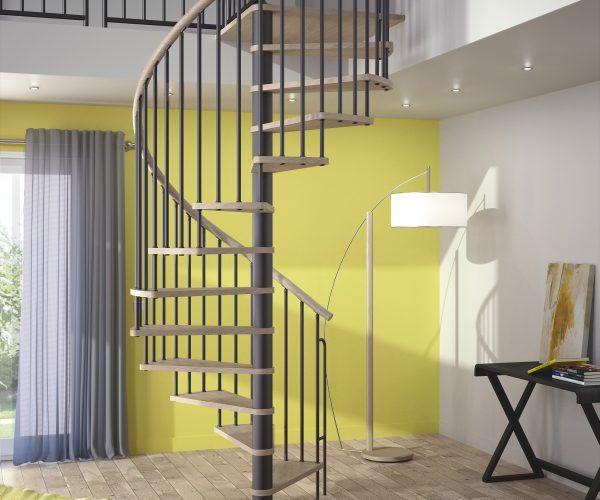 Installer Une Mezzanine Dans Le Salon Les Solutions Deco Lapeyre Escalier Salon Conseil Deco